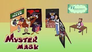 Download #65 - Myster Mask - Ces dessins animés-là qui méritent qu'on s'en souvienne Video