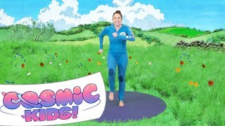 Download We're Going on a Bear Hunt | A Cosmic Kids Yoga Adventure! Video