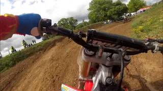 Download Gopro ► Bercheres les pierres - 1 Mai 2014 Nat B 2eme manche Video