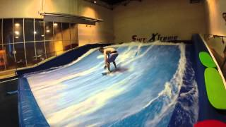 Download Indoor Surfing at Surf Xtreme Elk Grove, CA Video