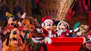 Download Mickey's Most Merriest Celebration NEW Full Show Video