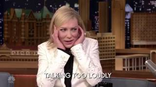 Download Cate Blanchett funny and brilliant moments Video