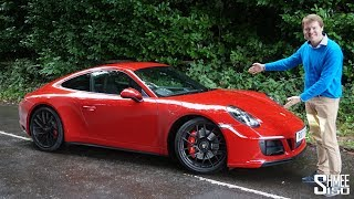 Download Is The Porsche 911 GTS a Daily Driver GT3? Video