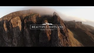 Download Beautiful Scotland - Aerial / Drone Showreel Video