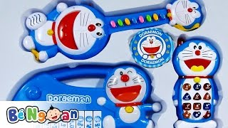 Download Học màu sắc và học đếm số cùng bộ đồ chơi Doraemon ~ Introduction of toys Doraemon Video