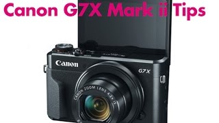 Download Canon G7X Mark ii Spec talk- set skin smooth, blurry background, how long does battery last...etc Video