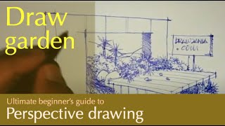 Download Sketchig in perspective 02 by miandza Video