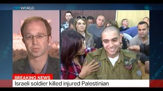 Download Interview with Yonah Bob on Hebron shooter Video