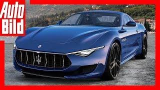 Download Zukunftsaussicht: Maserati Alfieri (2022) Details/Erklärung Video