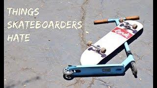 Download Things Skateboarders Hate Video