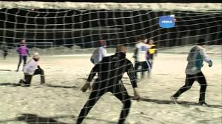 Download Зимний футбол Video