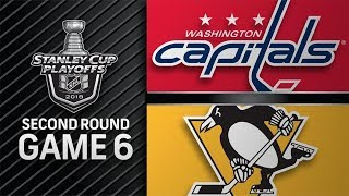 Download Pittsburgh Penguins vs Washington Capitals – May. 07, 2018 | Game 6 | Stanley Cup 2018. Обзор Video