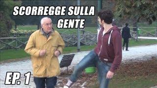 Download SCORREGGE SULLA GENTE: AL PARCO [FRANK MATANO] Video