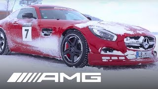 Download AMG Driving Academy Winter Sporting Video