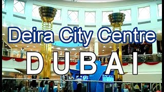 Download Deira City Centre Dubai ديرة سيتي سنتر في دبي Video