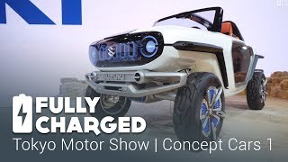 Download Tokyo Motor Show 1 - Concept Cars 1 | Fully Charged Video