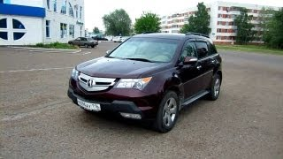 Download 2009 Acura MDX. Start Up, Engine, and In Depth Tour. Video