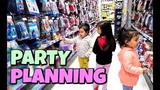 Download PARTY PLANNING WITH JMK! - ItsJudysLife Vlogs Video