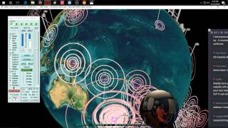 Download 11/13/2016 - Another M6.8 (M6.2) earthquake strike New Zealand - Plate boundary moves 5+ feet Video