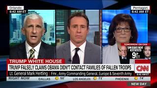 Download Lt. General: Trump's Obama comment 'shameful' Video