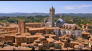 Download Siena, Italy: Grand Gothic Cathedral Video