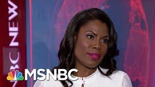 Download Full Interview: Omarosa Releases Tape Of Lara Trump Offering Campaign Job | Craig Melvin | MSNBC Video