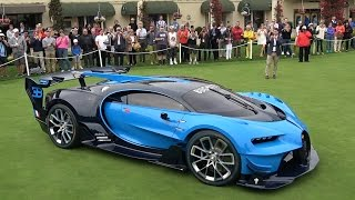 Download How Much Did Bugatti Sell the Vision GT For? Video