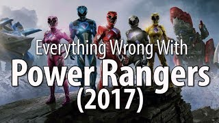 Download Everything Wrong With The Power Rangers (2017) Video