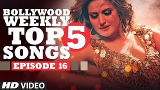 Download Bollywood Weekly Top 5 Songs | Episode 16 | Latest Hindi Songs | T-Series Video