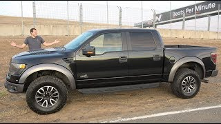 Download Here's Why a Used Ford F-150 Raptor Is a Great Financial Decision Video