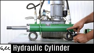 Download Making hydraulic cylinder Video