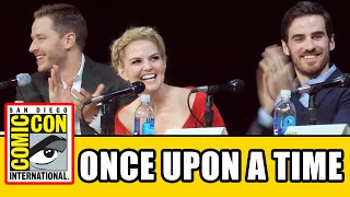 Download Once Upon A Time Comic Con 2014 Panel Video