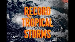 Download The most tropical cyclones at one time in the N. Pacific since 1974 + Solar Update GSM Video