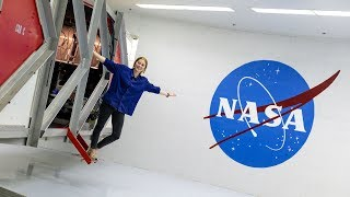 Download Tested at NASA Ames Research Center (with Simone Giertz!) Video