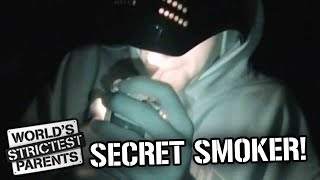 Download Teens Hide to Smoke During the Night | World's Strictest Parents Video
