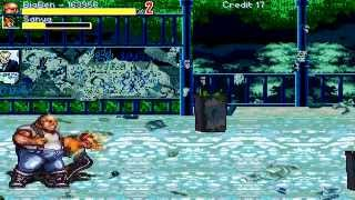 Download OpenBoR games: Streets of Rage Russia (v2) re-playthrough Video