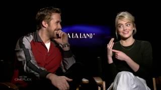 Download Ryan Gosling and Emma Stone talk La La Land Video