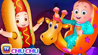 Download Food Alphabets ABC Phonics Song - A For Apple Pie - Alphabet Rhymes with Sounds for Children Video
