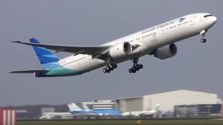 Download GREAT Plane spotting day at Schiphol! 16+ minutes of action (incl. A380, MD11, 747 etc) Video