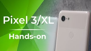 Download Pixel 3 and Pixel 3 XL Hands-On: Doubling Down on Photography Video
