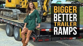 Download These are the Best Trailer Ramps Ever! Video