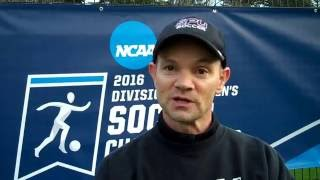 Download SPU WOMEN'S SOCCER: Coach Arby Busey (Nov. 10, 2016) Video