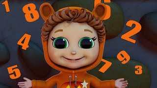Download Counting Pumpkins With Your Baby | Educational Video
