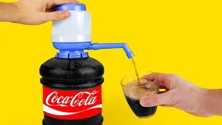 Download 15 AWESOME HACKS WITH COCA COLA Video