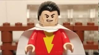 Download LEGO Shazam! Trailer Video