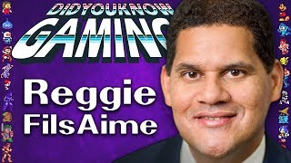 Download Reggie Fils-Aime: From Pizza Hut to the Nintendo Switch - Did You Know Gaming? Feat. Furst Video