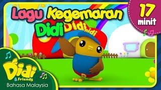 Download Lagu Kanak-Kanak   Didi & Friends   Kompilasi Lagu-Lagu Kegemaran Didi   17 Minit Video