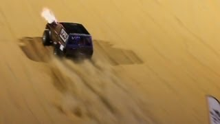 Download Uphill Sand Dragrace with more HUGE turbos Video