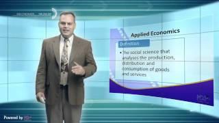 Download Applied Economics Online Video