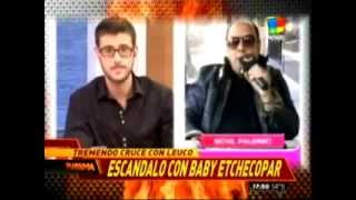 Download Exitoina - Baby Etchecopar furioso con Diego Leuco Video
